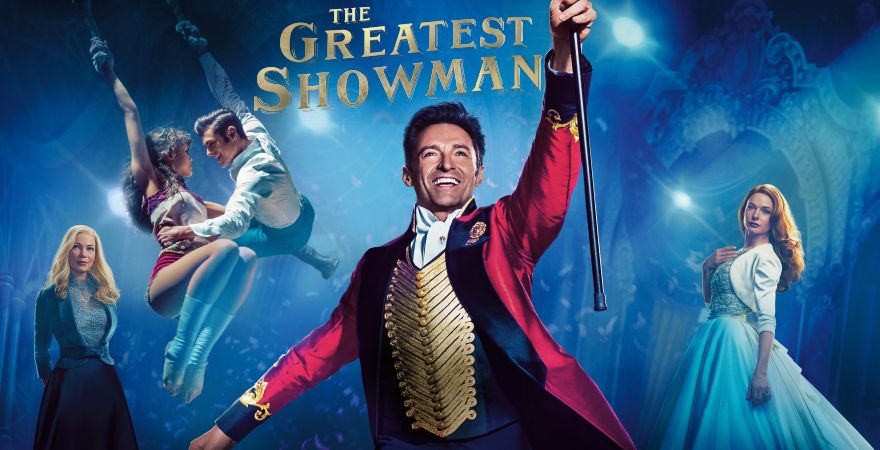 LENT COURSE 2019 ON HOPE AND REDEMPTION IN THE GREATEST SHOWMAN